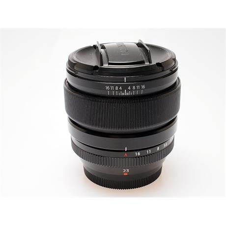 Fujifilm 23mm F1.4 XF R thumbnail
