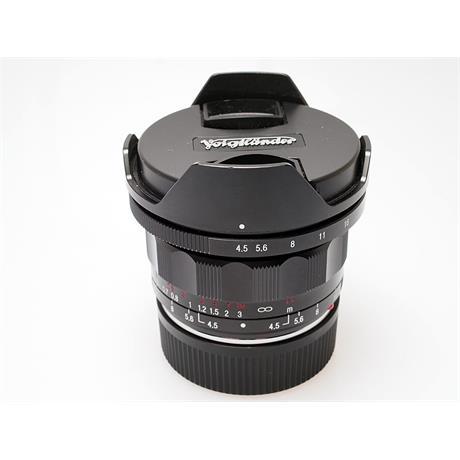 Voigtlander 15mm F4.5 VM III thumbnail