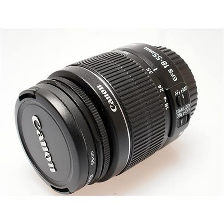 Canon 18-55mm F3.5-5.6 EFS IS II thumbnail