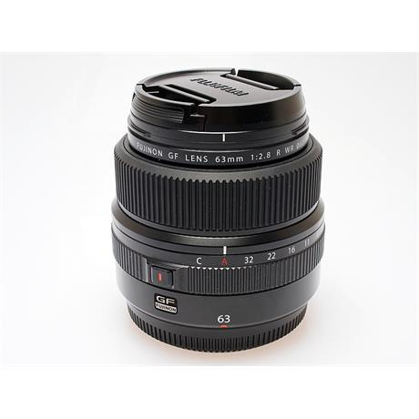 Fujifilm 63mm F2.8 R WR GF - GFX Series thumbnail