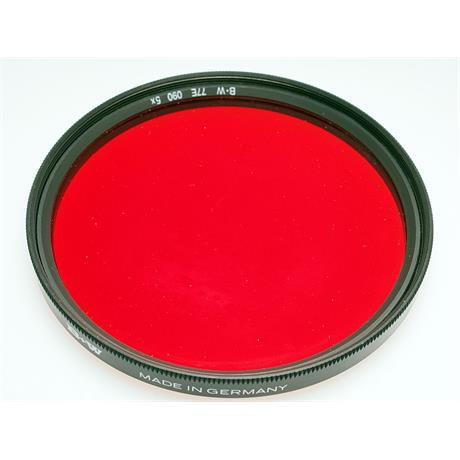 B+W 77mm Red (090) thumbnail