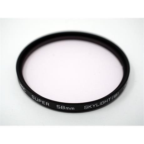 Hoya 58mm HMC Super Skylight 1B thumbnail