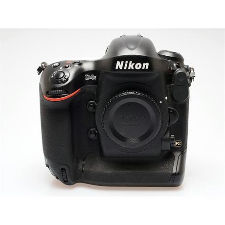 Nikon D4S Body Only thumbnail