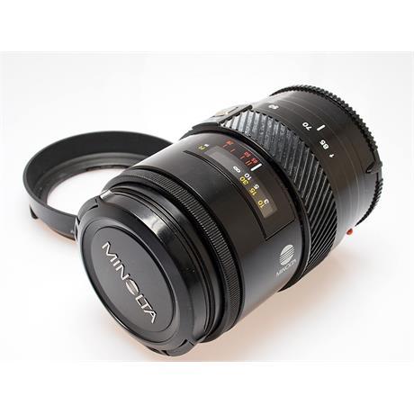 Minolta 28-85mm F3.5-4.5 AF thumbnail