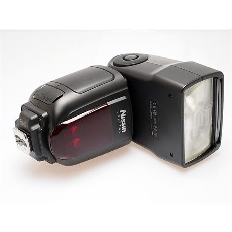 Nissin Di700A Flash + Air 1 Commander - Olympus thumbnail