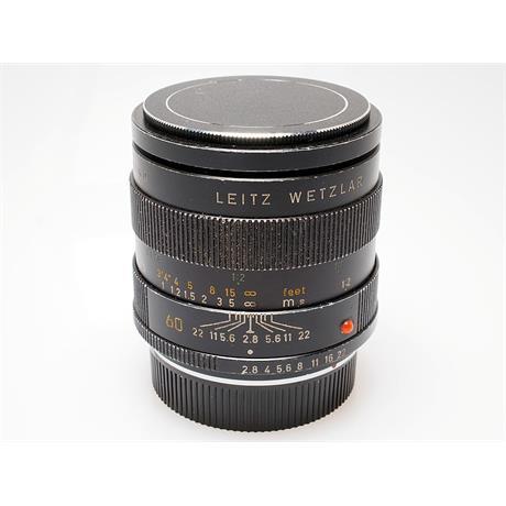 Leica 60mm F2.8 R 3cam Macro thumbnail