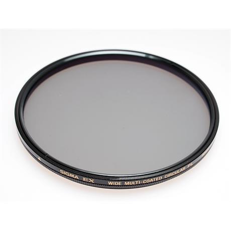 Sigma 82mm Wide Circular Polariser thumbnail
