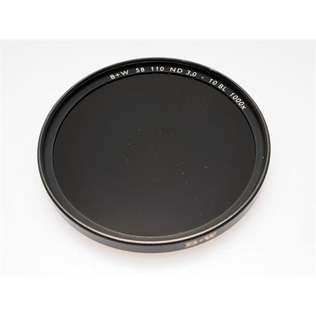 B+W 58mm Vari Neutral Density 3.0-10x thumbnail