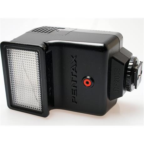 Pentax AF200S Flash thumbnail