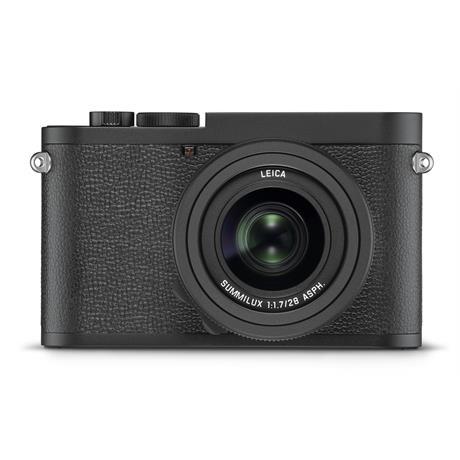 Leica Q2 Monochrome - Black 19055  thumbnail