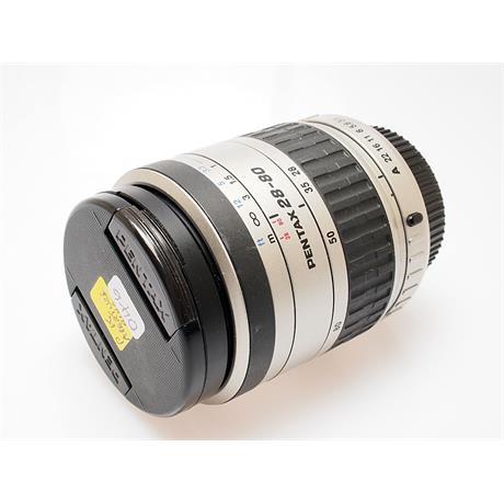 Pentax 28-80mm F3.5-5.6 FA thumbnail
