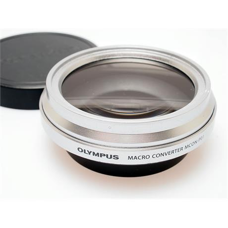 Olympus MCON-P01 Macro Converter for 14-42II & 4 thumbnail