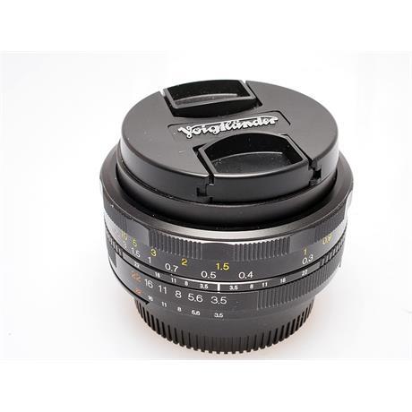 Voigtlander 20mm F3.5 Color Skopar SLII AI-s thumbnail