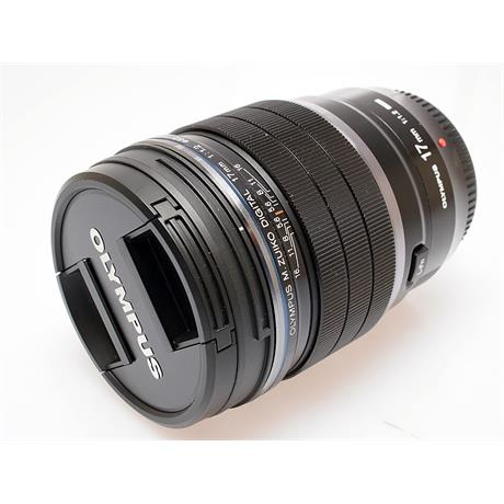 Olympus 17mm F1.2 M.Zuiko ED Pro thumbnail