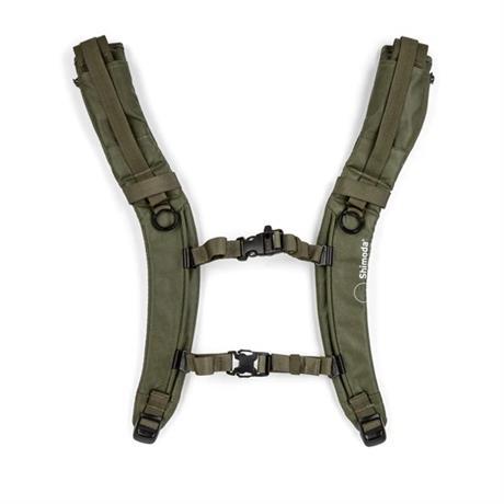 Shimoda Women's Shoulder Strap - Simple Petit Army Green thumbnail