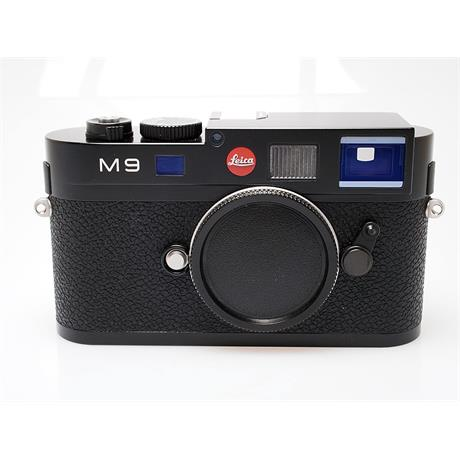 Leica M9 Black Body Only thumbnail
