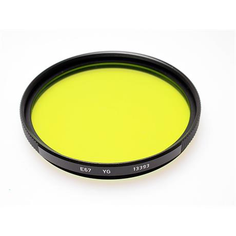 Leica E67 Yellow/Green thumbnail