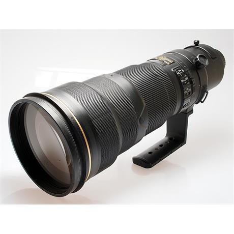 Nikon 500mm F4 G AFS VR IF ED thumbnail