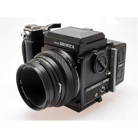 Bronica ETRSi Complete + Grip thumbnail