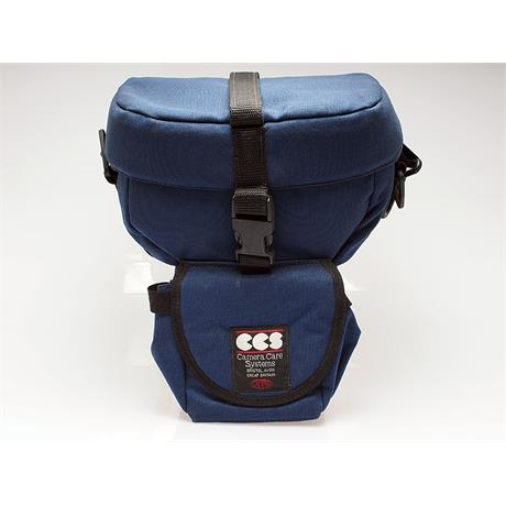 CCS Large Toploader with Front Pocket - Blue thumbnail