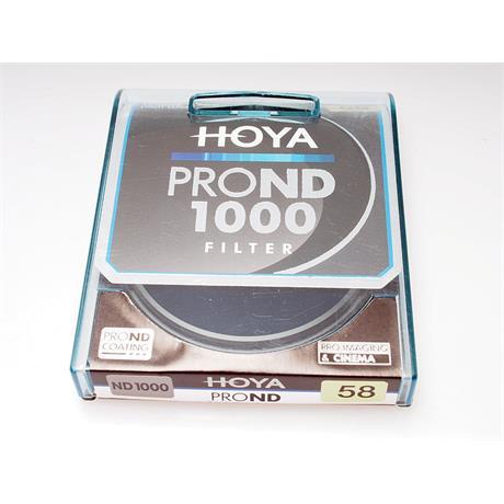 Hoya 58mm Pro ND1000x thumbnail