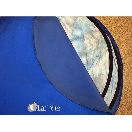Lastolite 1.8m x 1.3m Mottled Grey/Blue Background thumbnail