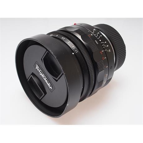 Voigtlander 50mm F1.1 VM Nokton thumbnail