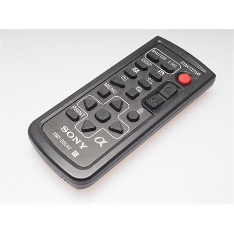 Sony RMT-DSLR2 Remote thumbnail