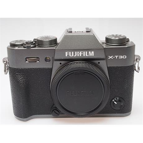 Fujifilm X-T30 Body Only - Silver thumbnail