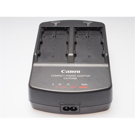 Canon CA-P5400 Twin Charger thumbnail