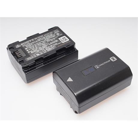 Sony 2x NP-FZ100 Batteries thumbnail