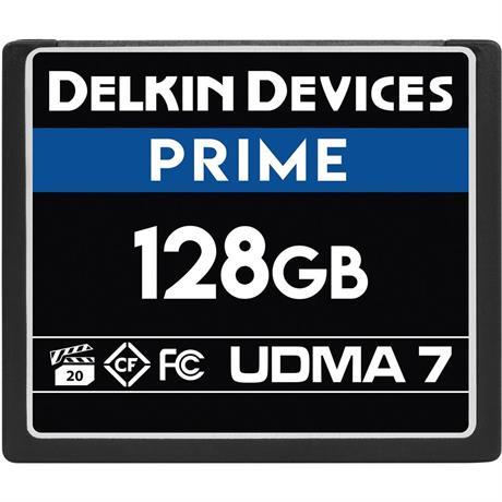 Delkin 128GB CF Compact Flash 1050x  thumbnail