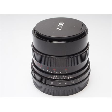 7Artisans 35mm F2 - Sony E thumbnail