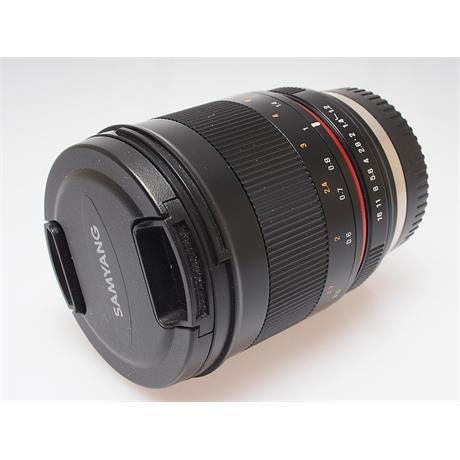 Samyang 50mm F1.2 AS UMC CSC - Fujifilm X thumbnail