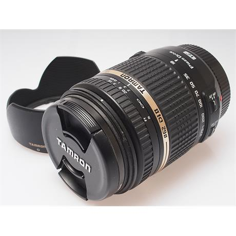 Tamron 18-270mm F3.5-6.3 DI II VC PZD - Canon E thumbnail