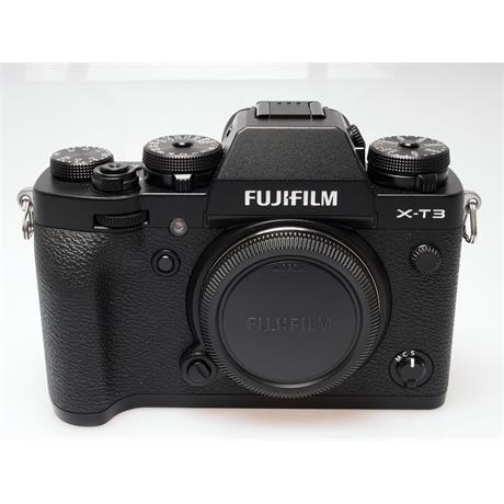 Fujifilm X-T3 Body Only - Black thumbnail