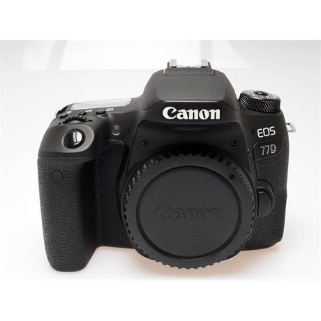 Canon EOS 77D Body Only thumbnail