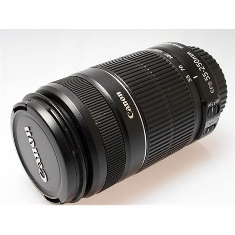 Canon 55-250mm F4-5.6 EFS IS II thumbnail