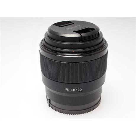 Sony 50mm F1.8 FE thumbnail