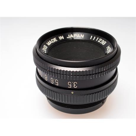 Hoya 40mm f3.5 EL Super thumbnail