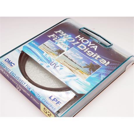 Hoya 52mm Pro1 UV thumbnail