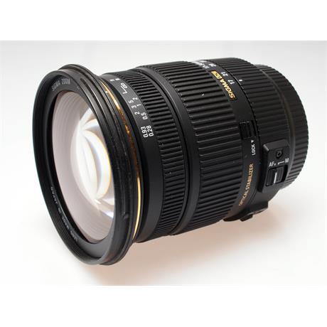 Sigma 17-50mm F2.8 EX DC OS HSM - Canon EOS thumbnail