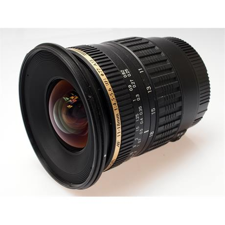 Tamron 11-18mm F4.5-5.6 Di II - Canon EOS thumbnail