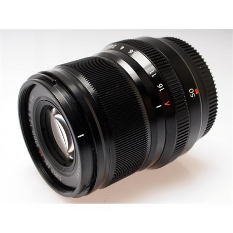 Fujifilm 50mm F2 XF R WR - Black  thumbnail