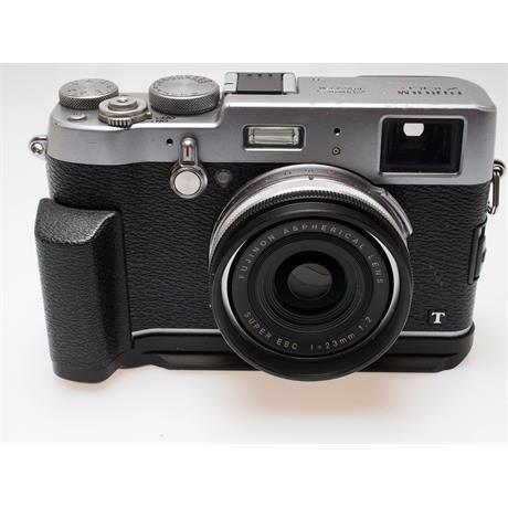 Fujifilm X100T Silver + Accessories thumbnail