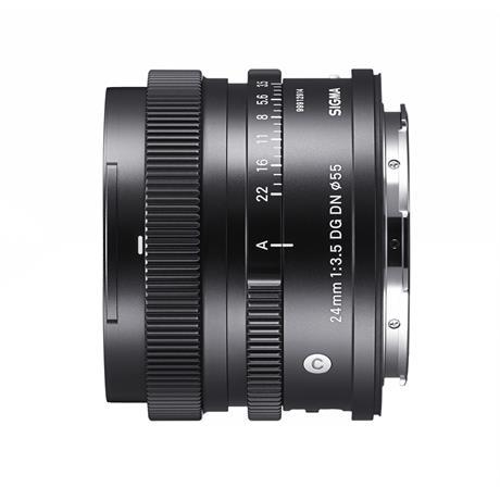 Sigma 24mm F3.5 DG DN I C - Sony E  thumbnail