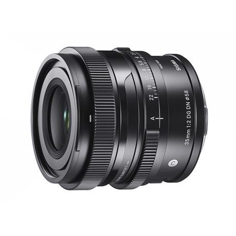 Sigma 35mm F2 DG DN I C - Sony E  thumbnail