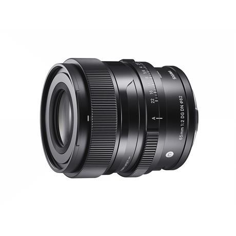 Sigma 65mm F2 DG DN I C - Sony E thumbnail