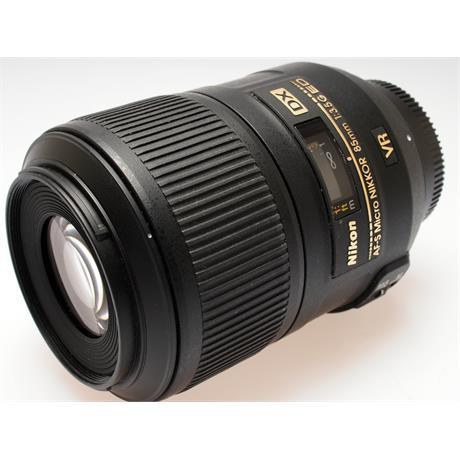 Nikon 85mm F3.5 G AFS Micro VR DX thumbnail