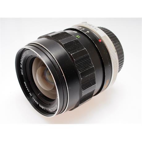 Minolta 28mm F2.5 MC thumbnail